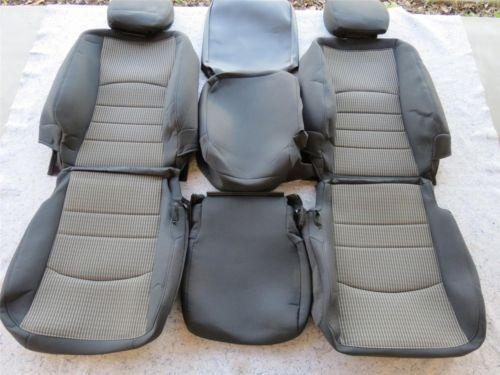 2012 Dodge Ram Seat Covers Ebay