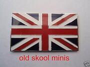 Union Jack Enamel Badge