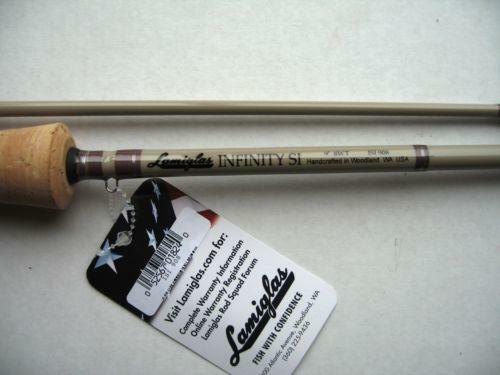 Lamiglas fly rod ebay for Lamiglas fishing rods