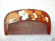 Japanese Comb