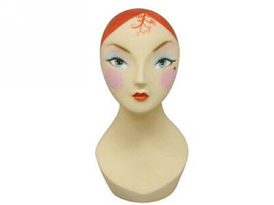 Female Mannequin Head  Bust Wig Hat Jewelry Display #Mimi2