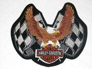 Harley Racing Patch