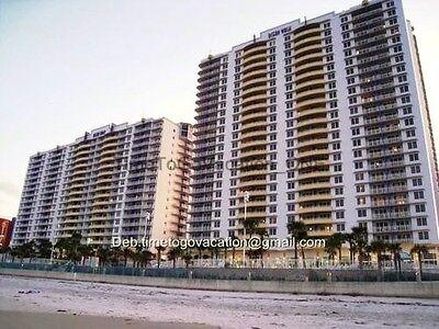 JUN 4-7 2-Bedroom Dlx Wyndham Ocean Walk Resort Daytona Beach JUNE 3 Nights