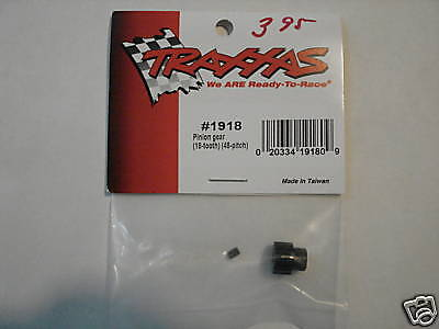 Traxxas 1918 Pinion Gear 18 Tooth 48 Pitch New Nip