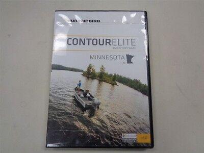 Humminbird Contour Elite Dvd Pc Software 600022 2 Minnesota V4 0 Marine Boat