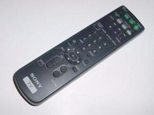 Sony RM-Y168 TV Video System Remote Control for KV32V65, KV35542, KV35S40, KV35S42, KV35S45, KV35S65, KV35S66, KV35V42,