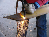 Steel Cutter (Torchman) Required