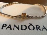 Pandora 14k Bracelet