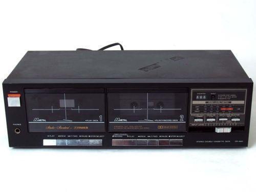 fisher cassette deck