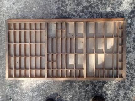 Antique Letterpress For Sale Antique Letterpress Type Trays