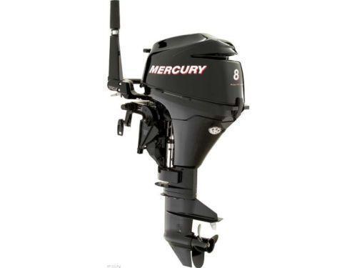 8 hp mercury outboard motor ebay for Mercury 4 hp boat motor