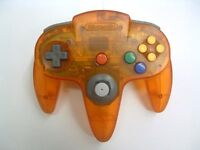 Looking for Fire Orange N64 CONTROLLER