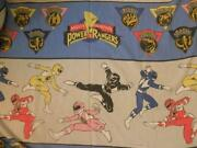Power Ranger Bed Sheets