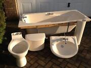 Used Bathroom Suites