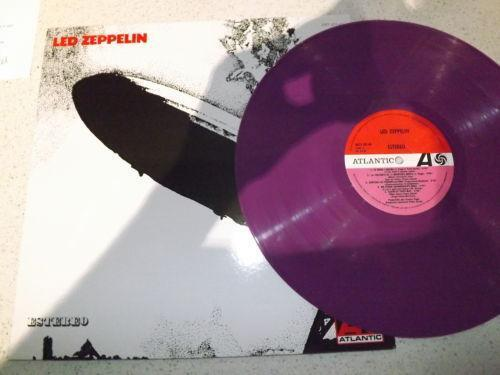 Led Zeppelin Album Music Ebay