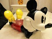 Vintage Mickey Mouse Cookie Jar