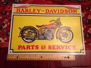 Harley Davidson Signs