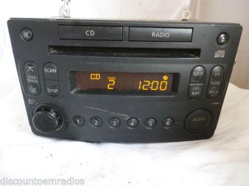 350z Radio