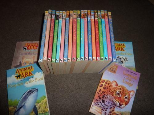 Animal Ark Book Collection | eBay