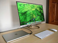 Acer Monitor (for Mac) 27-Inch Widescreen