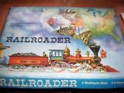 Railroader Board Game