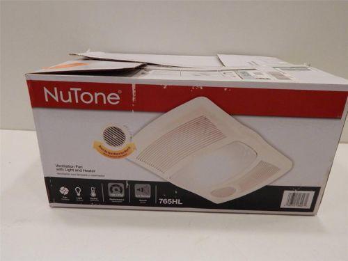 Nutone Fan Heater Light
