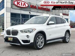 2017 BMW X1 xDrive28i | JUST IN!