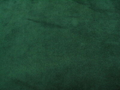 HUNTER GREEN UPHOLSTERY MICRO SUEDE FABRIC - Hunter Green Upholstery Fabric