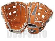 Orange Baseball Glove