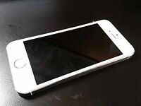 Apple iPhone 5s 16 gb white gold unlocked NO OFFERS
