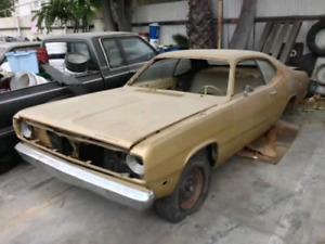 Plymouth Duster Buy Or Sell Classic Cars In Canada