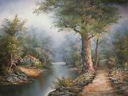 Original Oil Painting Landscape