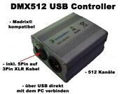 LED DMX Steuerung