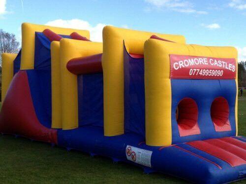 Airquee 42ft Assault Course Bouncy Castle