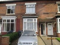 BLACK COUNTRY HOMES-1 BEDROOM FLAT IN HANDSWORTH, WILTON ROAD- FULLY FURNISHED + BILLS INCLUDED
