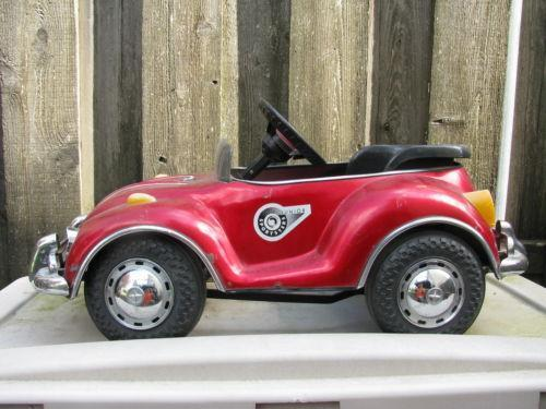 Vw Pedal Car Ebay