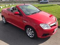 2009 VAUXHALL TIGRA AIR CONVERTIBLE - Only 45716 Miles