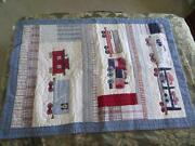 Pottery Barn Toddler Quilt