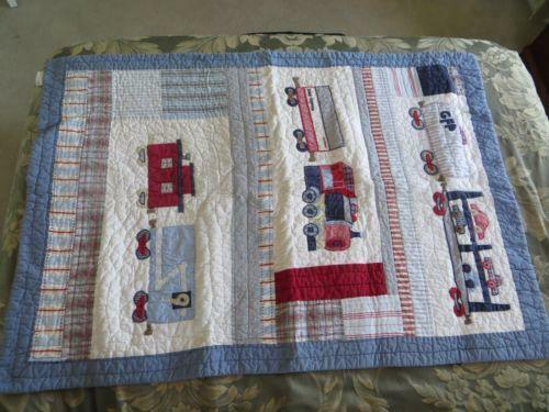 Pottery Barn Toddler Quilt Ebay