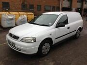 Vauxhall Astra 1.4 White