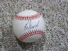 Ken Griffey Signed Baseball