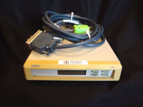 ADTRAN TSU Part# 1200.060L1 with Cable Included