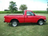 1995 ford ranger great utility truck