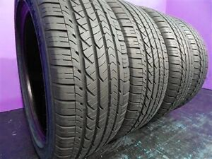 SET OF 4--P195/65R15 KUMHO KH16 ALL SEASON TIRES
