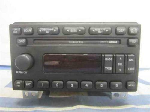 Lincoln Aviator Radio Parts Accessories Ebayrhebay: 2004 Lincoln Aviator Radio Parts At Gmaili.net