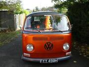 VW Campervan T2