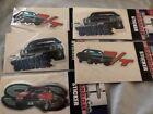 Motorsport Glossy Bumper Stickers