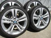 BMW 328i OEM Wheels