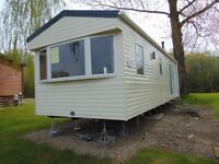 Pre-owned ABI Vista Platinum Ideal Starter Static Caravan Holiday Home For Sale In Ripon