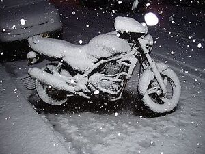 Motorcycle Winter Storage - Store Locally At Weston Rd / Steeles